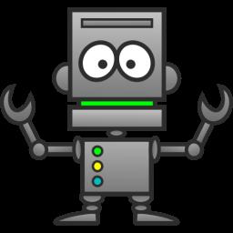 Cool Robot Clipart