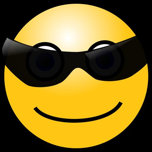 Cool smiley-Cool smiley-17