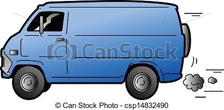... Cool Van - Cool Beat-up Blue Van-... Cool Van - Cool Beat-up Blue Van-16