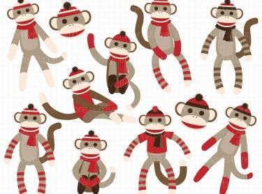Copy12 1386879876 Clipart Sock Monkey Red Jpg 1444688818