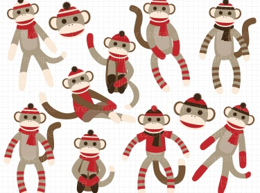 Copy12 1386879876 Clipart Sock Monkey Red Jpg 1444688818