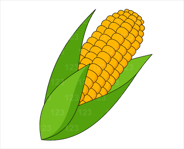 Corn Clipart Corn On Cob Clip