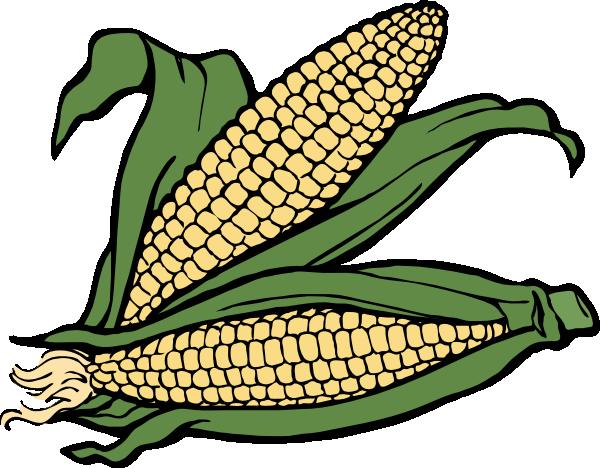 Corn Clip Art at Clker clipartlook.com - vector clip art online, royalty free u0026 public  domain