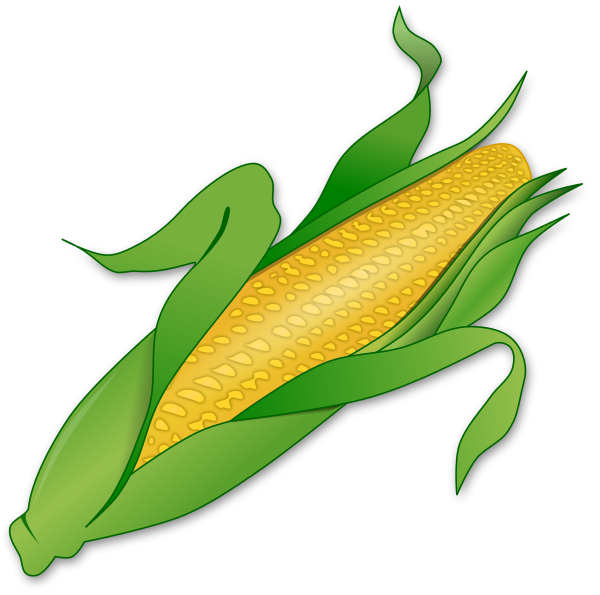 Corn Clipart Corn On Cob Clip - Corn On The Cob Clip Art