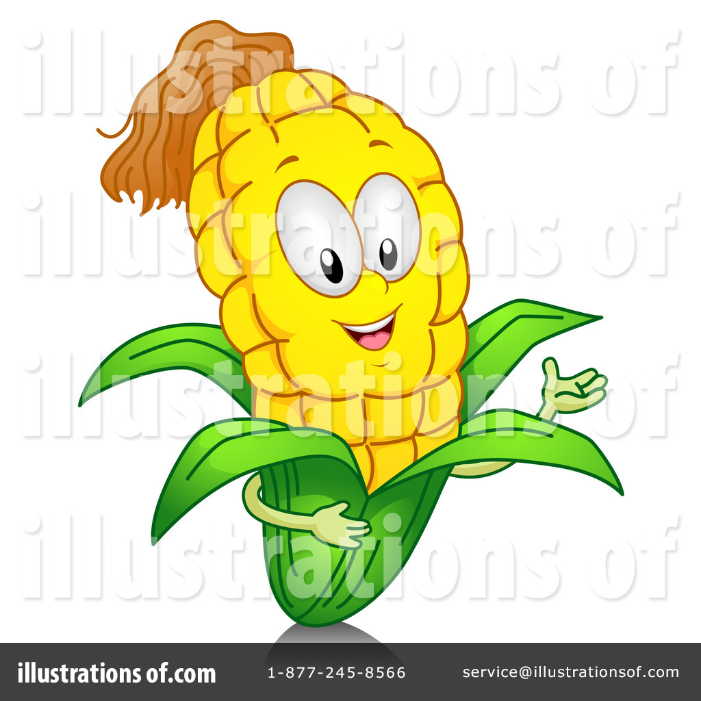 Royalty-Free (RF) Corn Clipart Illustration by BNP Design Studio - Stock  Sample