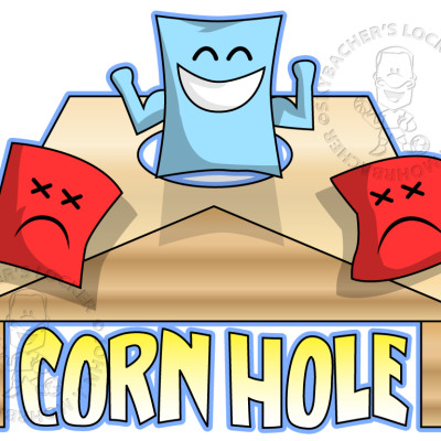 Corn Hole Logo 2 Royalty Free Skybacher\-Corn Hole Logo 2 Royalty Free Skybacher\u0026#39;s Locker-8
