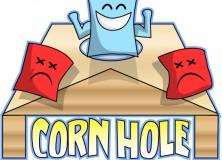cornhole clipart