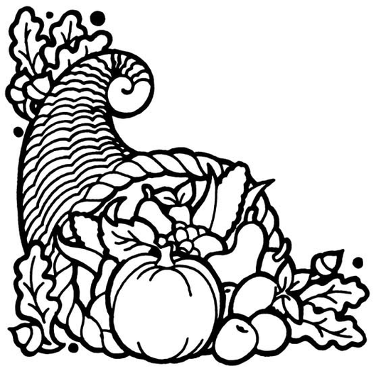 Cornucopia Clip Art Free Clipart To Use -Cornucopia clip art free clipart to use resource-10