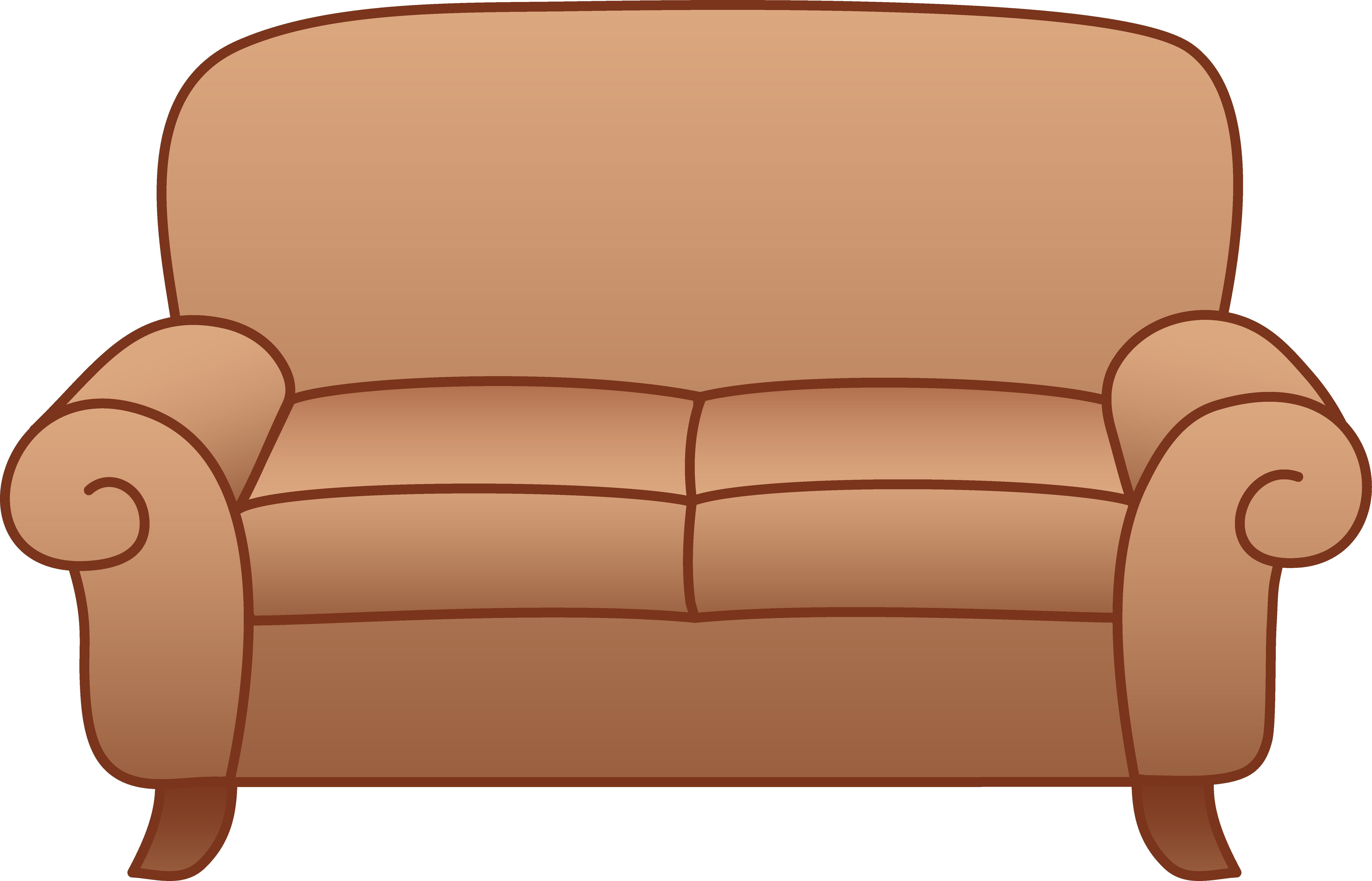 Couch Clipart-couch clipart-3