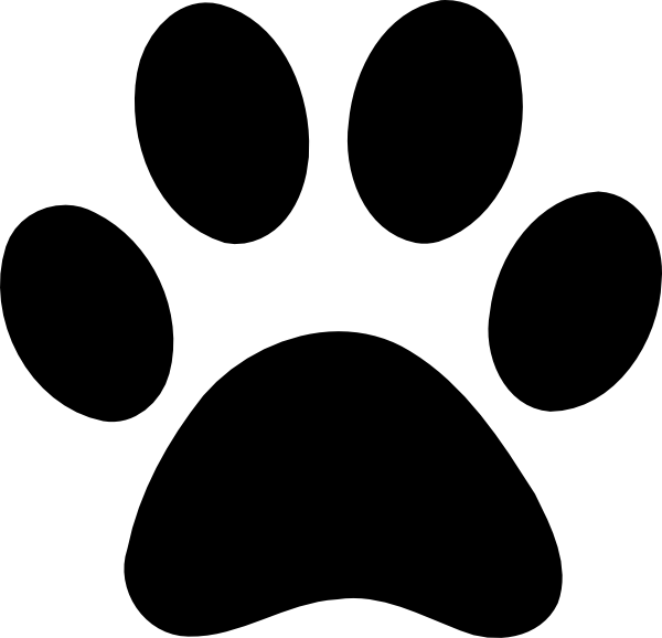 Cougar Paw Clip Art At Clker Com Vector -Cougar Paw Clip Art At Clker Com Vector Clip Art Online Royalty-7