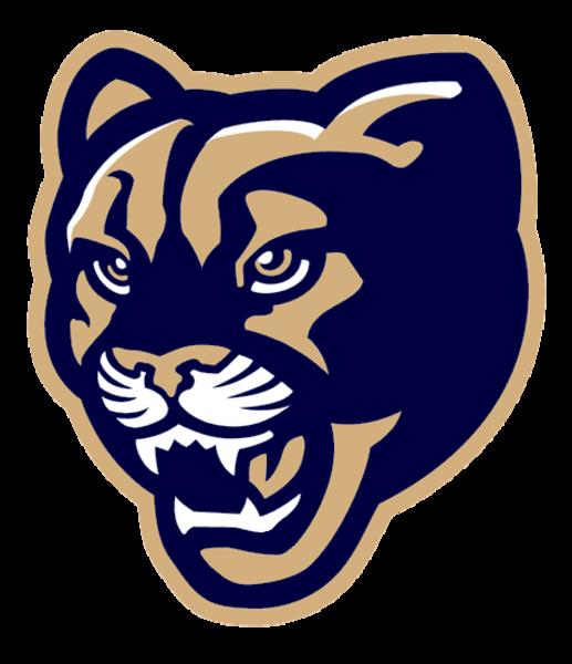 Cougars Logo Cut Free Images At Clker Com Vector Clip Art Online