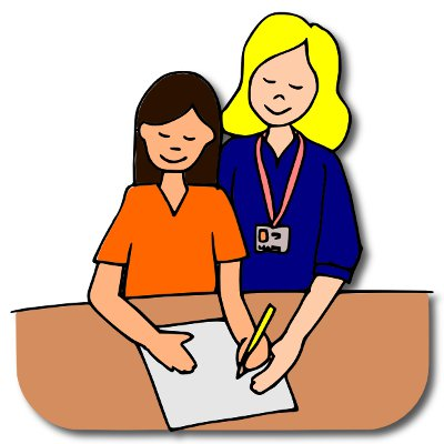 counseling clipart - Therapist Clipart