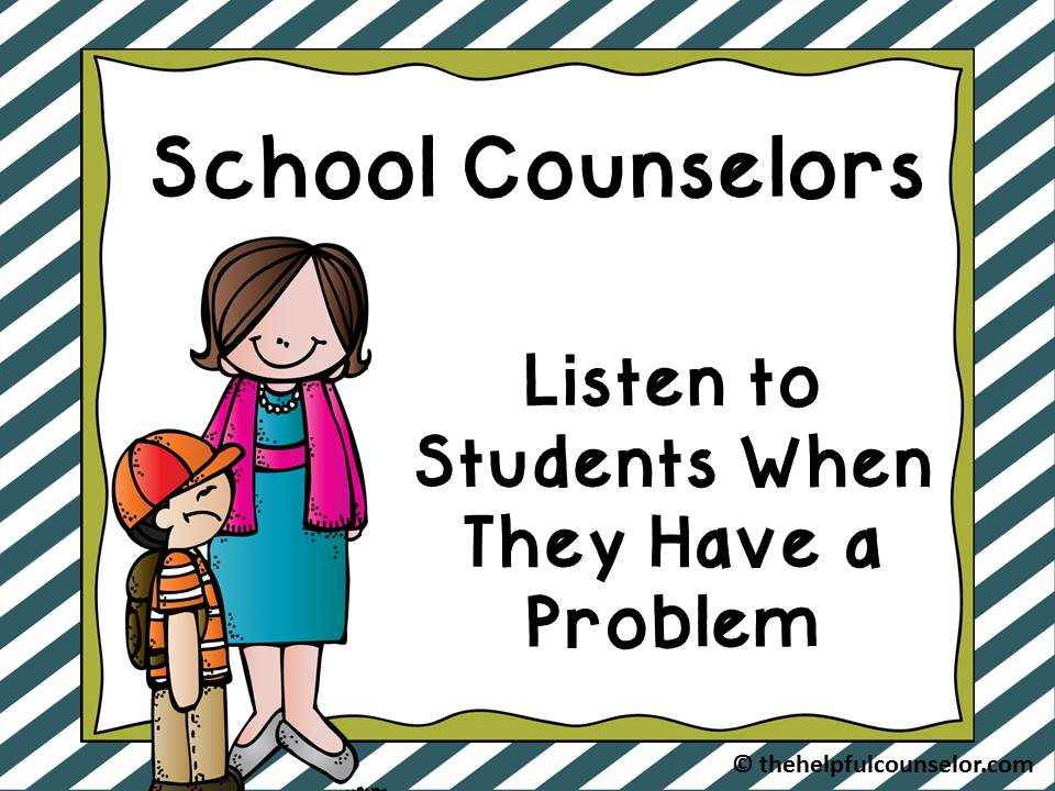 Counselor Clipart. Guidance .
