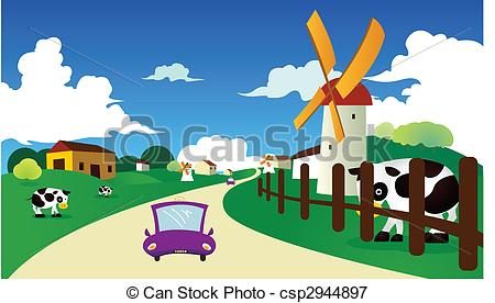 Country Clipart-country clipart-6