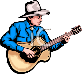 country music clipart-country music clipart-1