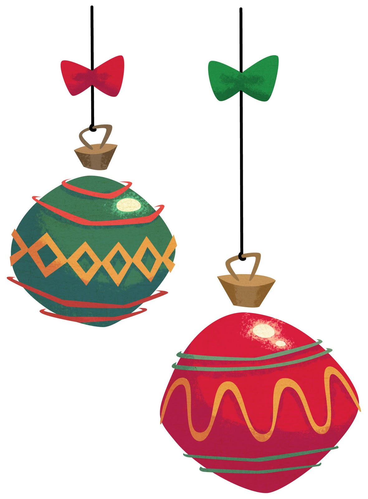 ... Country Christmas Clipart ...