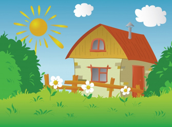 Country Clip Art #6-country clip art #6-10
