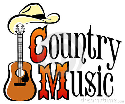 country - Country Music Clipart
