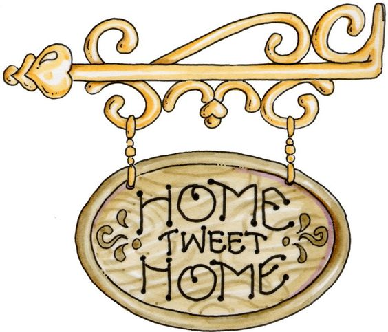 COUNTRY, HOME SWEET HOME CLIP ART-COUNTRY, HOME SWEET HOME CLIP ART-1