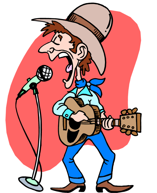 Country Music Singers Clipart Panda Free-Country Music Singers Clipart Panda Free Clipart Images-2