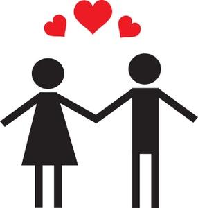 Couple In Love Clip Art Free .-Couple in love clip art free .-14