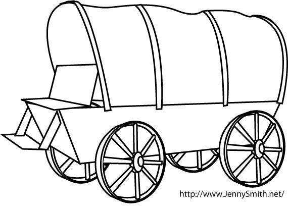 Covered Wagon Clipart. 2016/03/13 Covered Wagon u0026middot; Coveredwagon