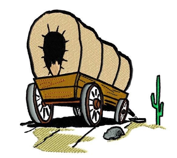 Covered Wagon Images Free Clipart Clipart Best