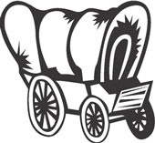 ... COVERED WAGONS; LDS Clipart: wagon clip art; mcdonald - sempocket ...