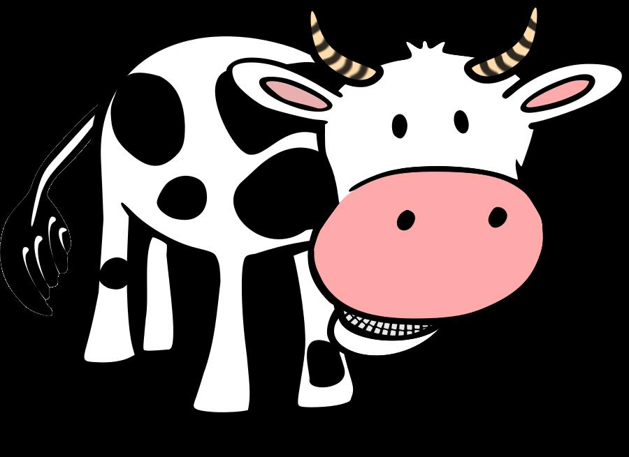 Cow Clipart-cow clipart-4
