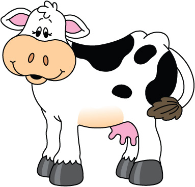 Cow Clipart-cow clipart-3