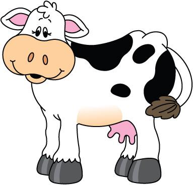 Cow Clipart-cow clipart-6