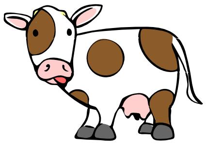 Cow Clip Art Pictures Cartoon Clipart Cl-Cow clip art pictures cartoon clipart clipartcow-11