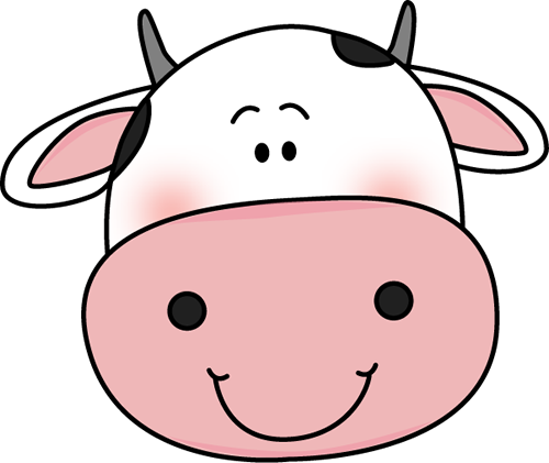 Cow Head With Black Spots-Cow Head with Black Spots-12