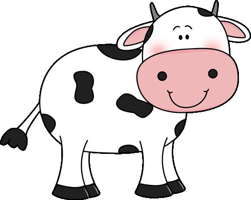 Cow With Black Spots-Cow with Black Spots-14