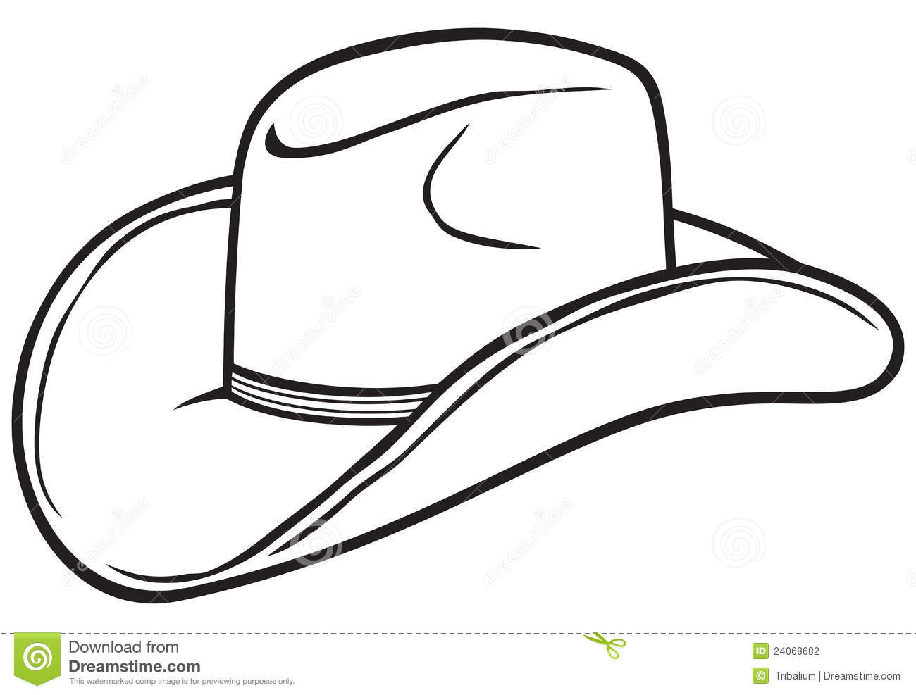 Cowboy Clipart Black And White-cowboy clipart black and white-4