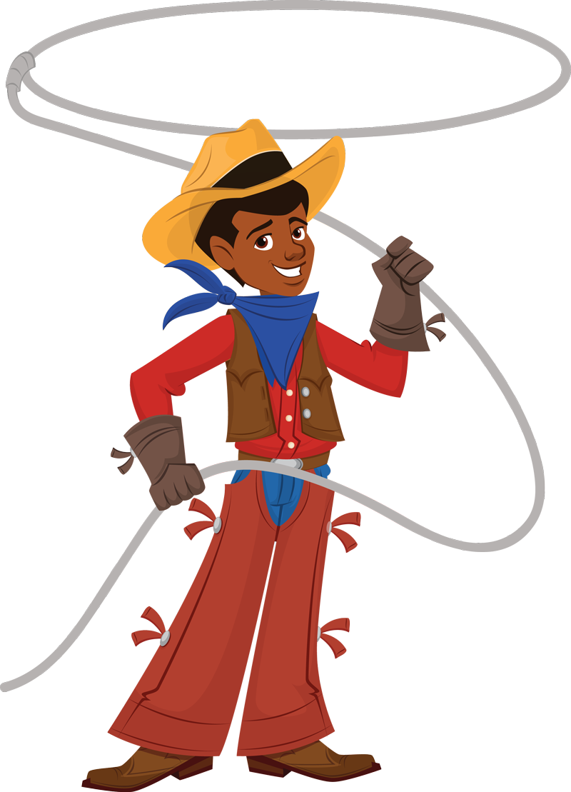 Cowboy Clipart-cowboy clipart-3