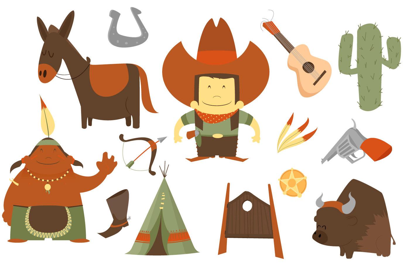 Cowboy Clipart-cowboy clipart-1