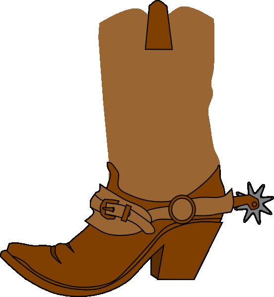 Cowboy Boot Clip Art At Clker Com Vector-Cowboy Boot Clip Art At Clker Com Vector Clip Art Online Royalty-19