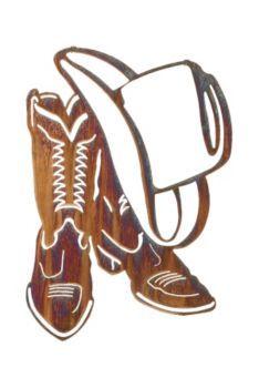 Cowboy Boot Clip Art | Cowboy Boots And -Cowboy Boot Clip Art | cowboy boots and hat wall art honey pinion cowboy boots-10
