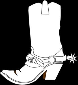 Cowboy Boot Clip Art-Cowboy Boot Clip Art-11