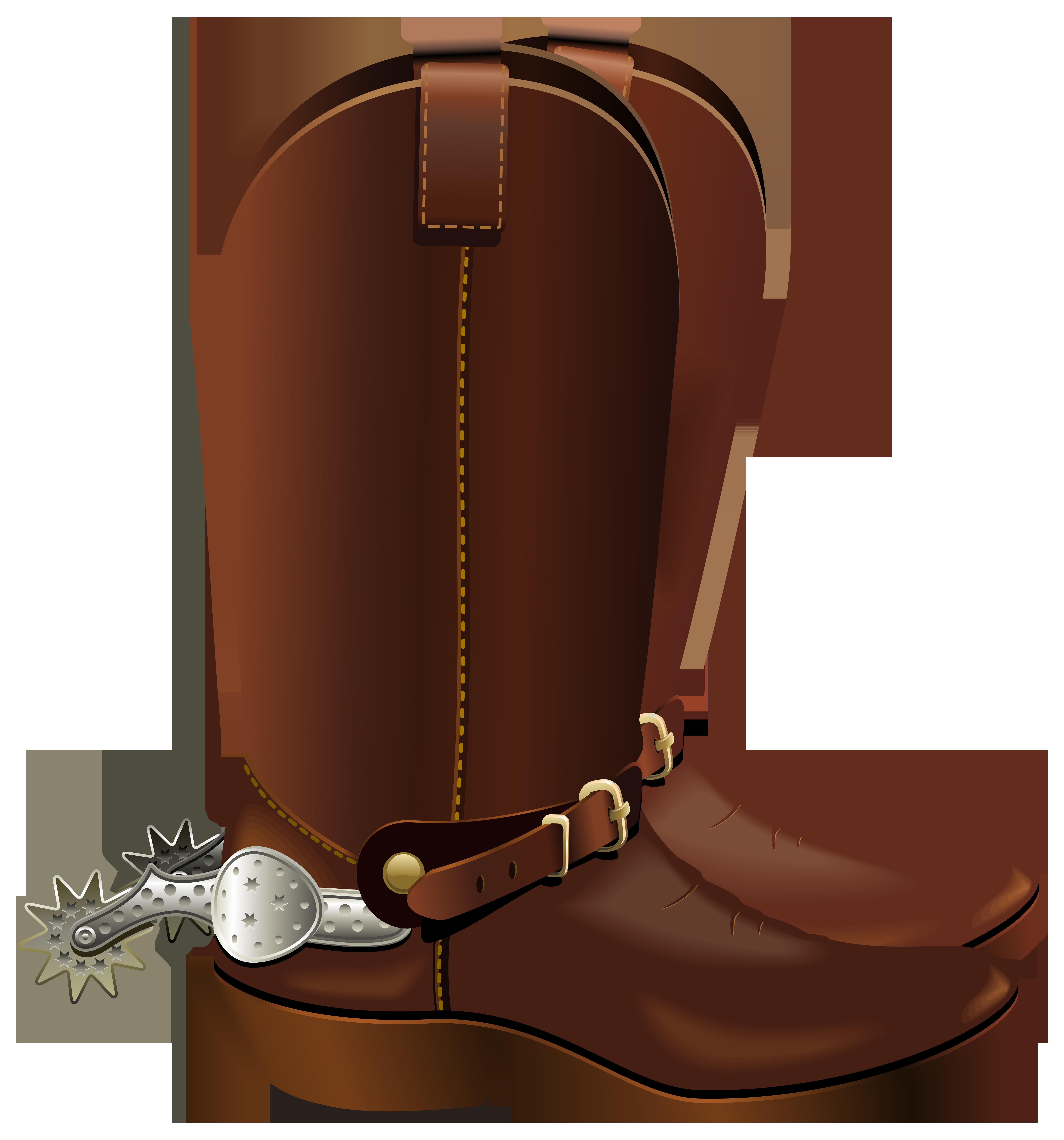 Cowboy boots clip art web clipart