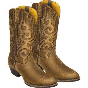 Cowboy Boots Clipart-Cowboy boots clipart-10