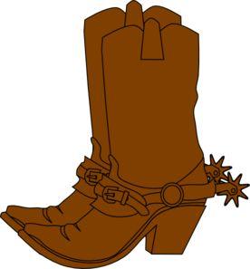 Cowboy Boots FREE Clip Art-Cowboy Boots FREE clip art-14