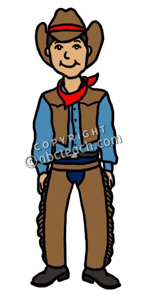 Cowboy Clip Art-Cowboy Clip Art-5
