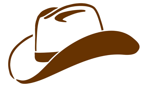 Cowboy clip art country and western graphics 2 clipartcow clipartall