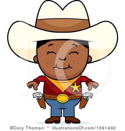 Cowboy Clip Art-Cowboy Clip Art-4