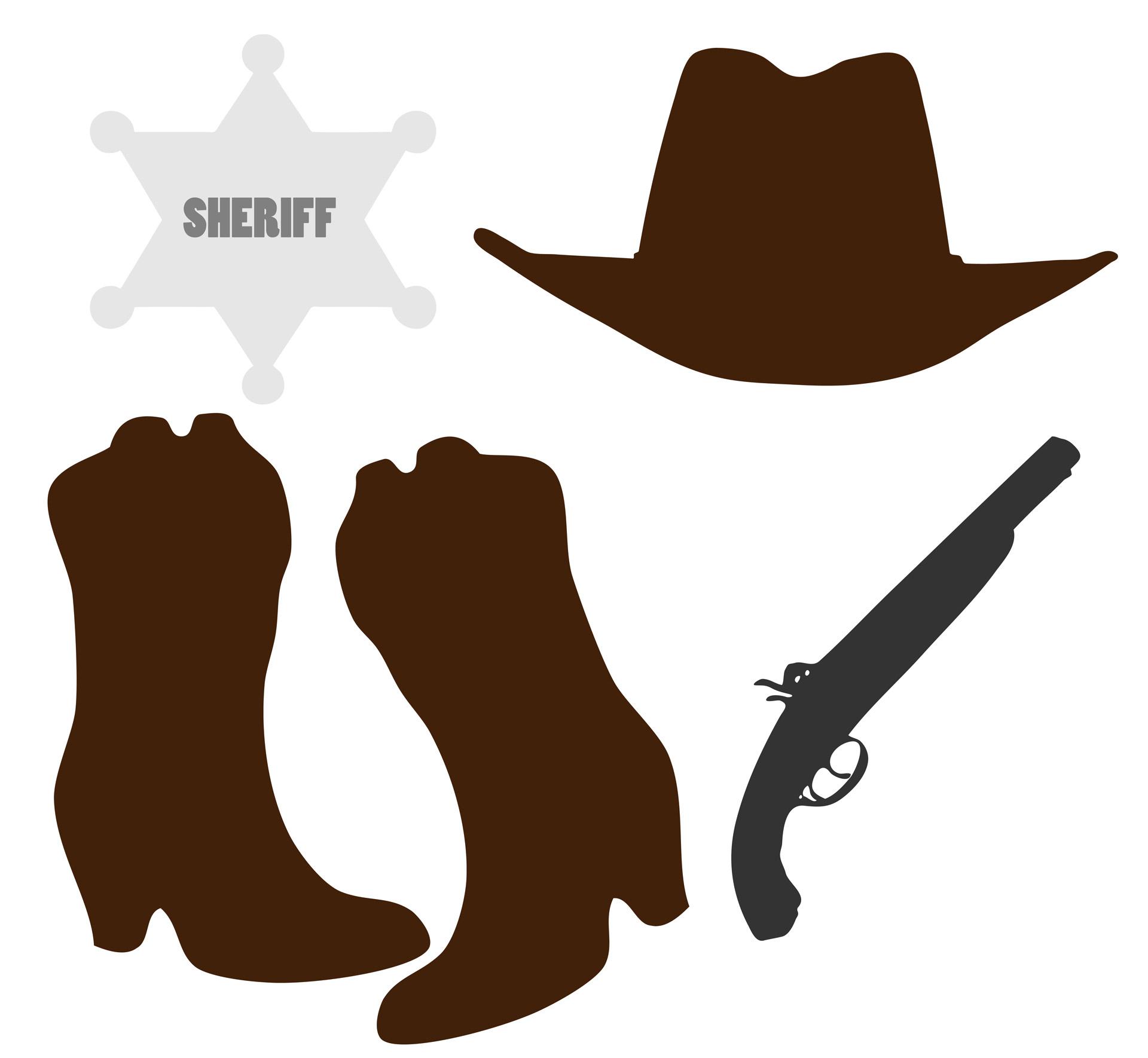 Cowboy Clipart-cowboy clipart-8