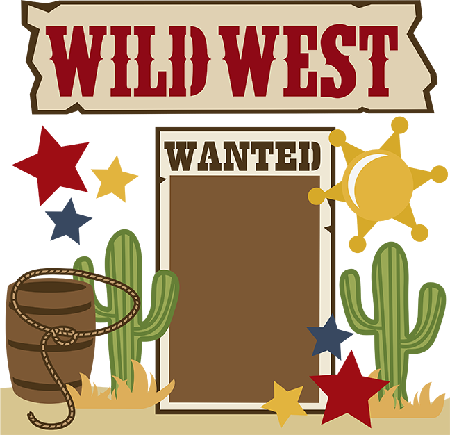 Cowboy free western clip art images clipart clipartcow 2 image
