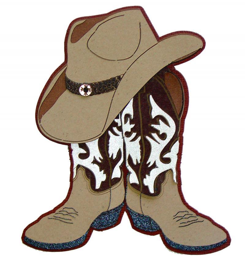 Cowboy Hat Boots