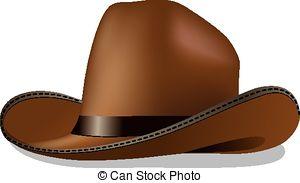 cowboy hat Clipartby ...